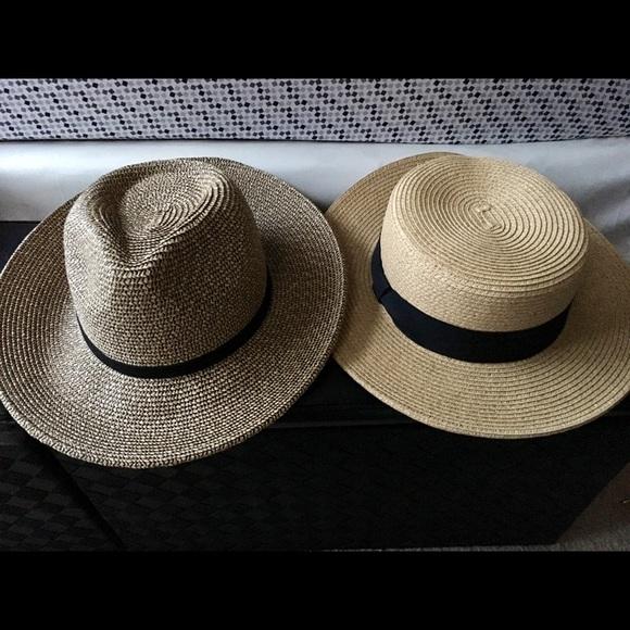 46628f1e Universal Thread Accessories | Mixed Sun Hat Bundle | Poshmark